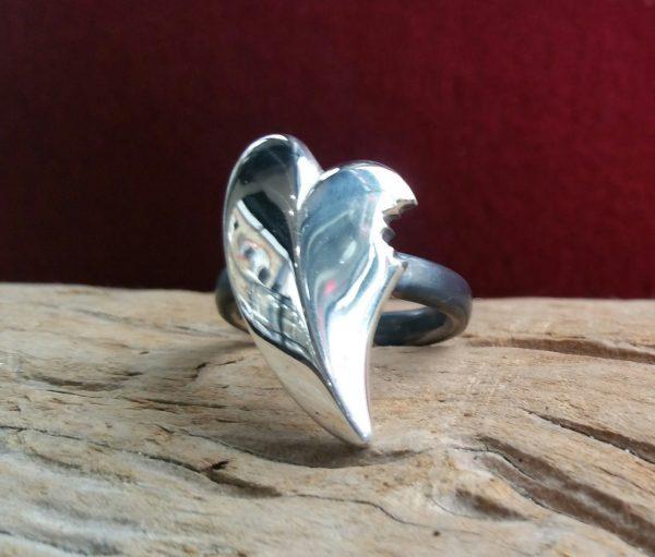 Love Bites Ring by Rob Morris