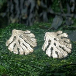 Large Kelp Studs by Rob Morris