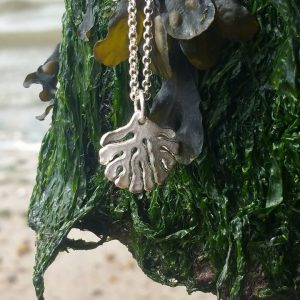 Medium Kelp Pendant Necklace by Rob Morris