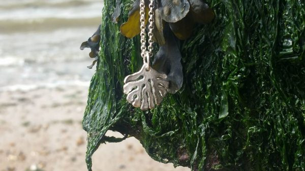 Medium Kelp Pendant Necklace by Rob Morris