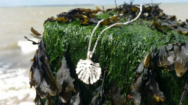 Large Kelp Pendant Necklace by Rob Morris