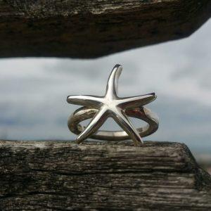 Starfish Ring by Rob Morris