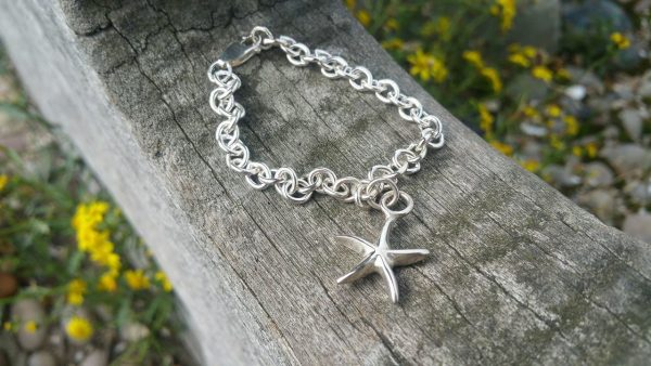 Starfish Bracelet by Rob Morris