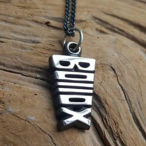 Boris Pendant Necklace by Rob Morris