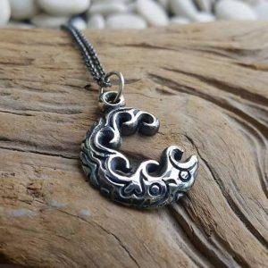 Doris Pendant Necklace by Rob Morris