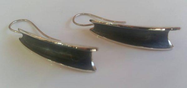 Dusk Drop Earrings by Rob Morris