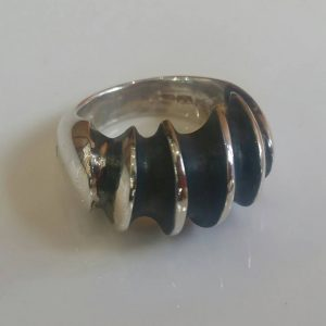 Medium Dusk Ring by Rob Morris