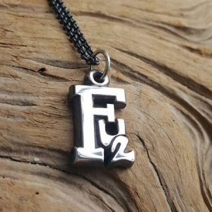 Frank Pendant Necklace by Rob Morris