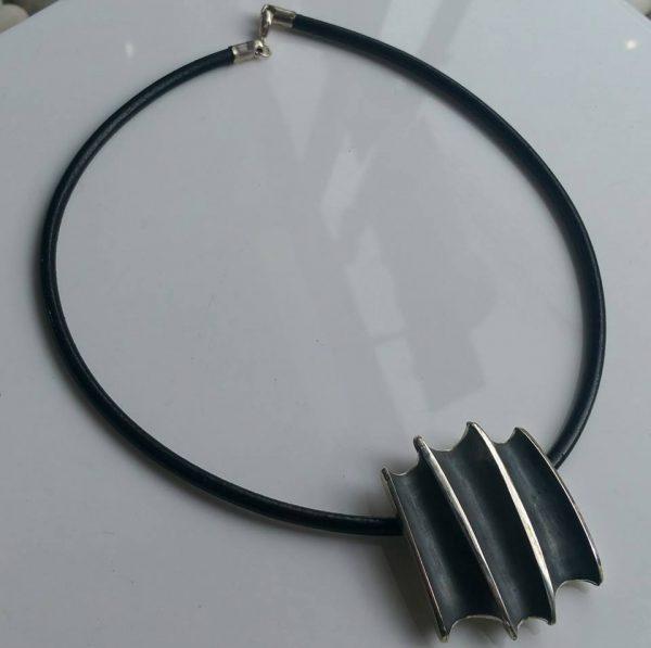 Large Dusk Pendant Neckwear by Rob Morris