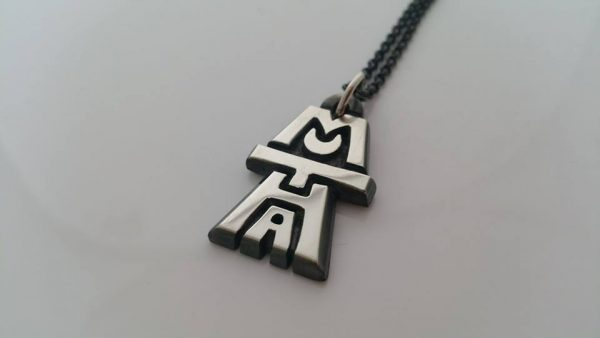 Norma Pendant Necklace by Rob Morris