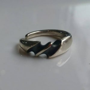 Small Dusk Ring by Rob Morris